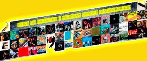 50 mejores debuts discográficos en Exile SH Magazine