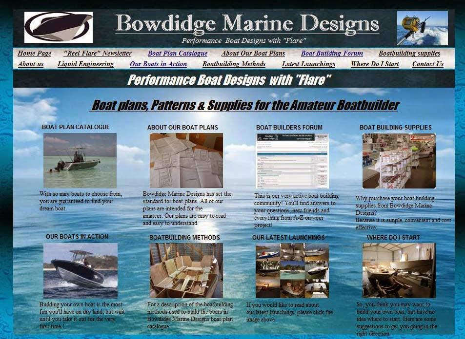 Bowdidge Marine Designs