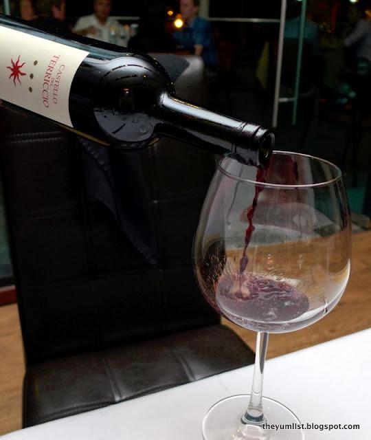 Castello del Terriccio Wine Dinner, Pampas Reserve