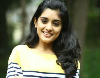 Malayalam actress Niveda Thomas