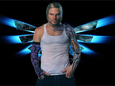 Jeff Hardy Latest Wallpaper 2012