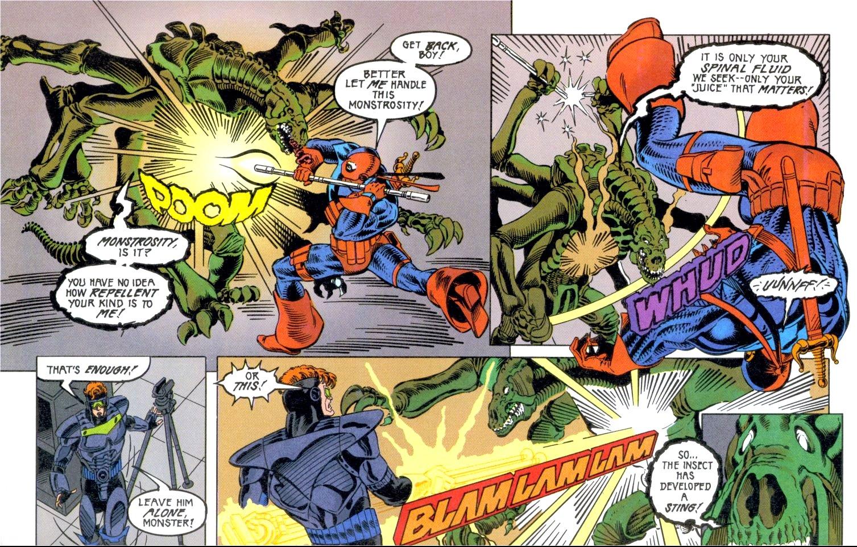 Deathstroke (1991) Annual 2 #2 - English 51