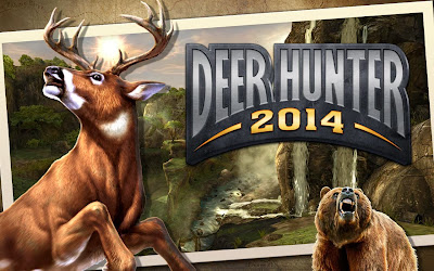 Deer Hunter 2014 1.1 Apk Mod Full Version Data Files Download Unlimited Coins Money-iANDROID Games