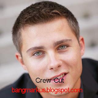 Crew cut Hair Style