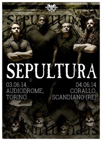 sepultura italia