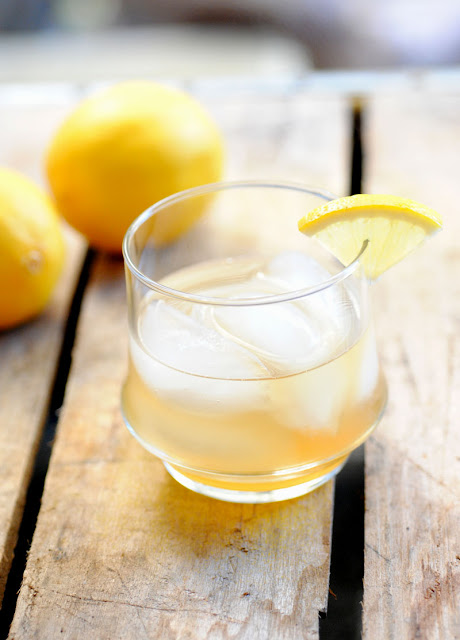 this whiskey sour is just a little bit more specialer