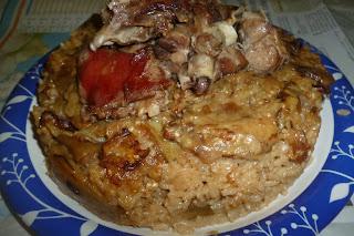 فطور المتنوع من المطبخ الجزائري والفلسطيني