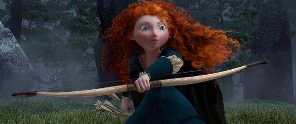 Rebelle, le nouveau Disney Pixar