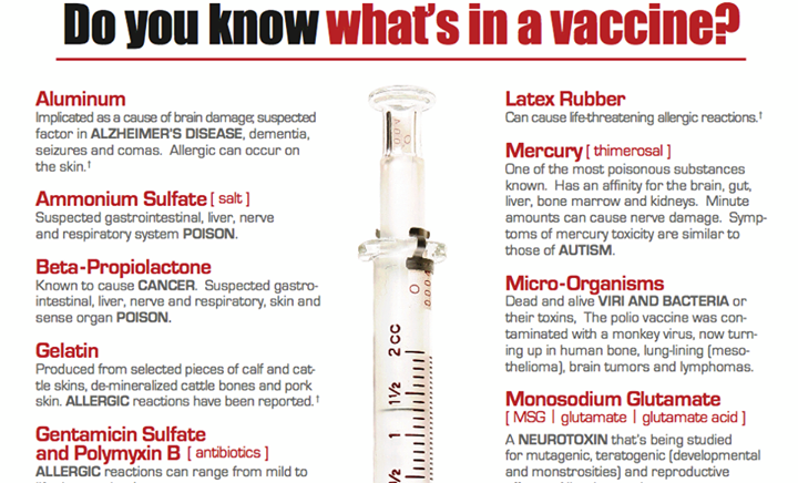 Essay over why vaccines can cause autism
