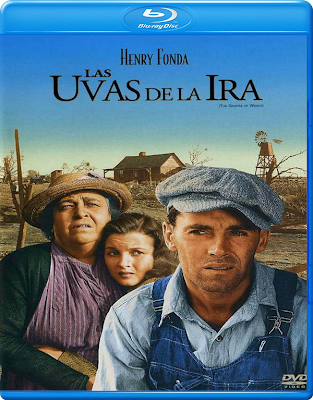 the grapes of wrath 1940 1080p dual latino The Grapes of Wrath (1940) 1080p Dual Latino