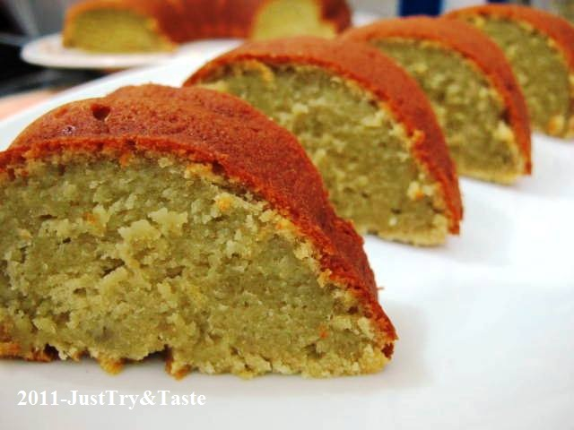 Avocado Pound Cake Recipe — Dishmaps