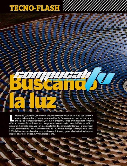 Revista Computer & Internet 135 Febrero La Tecnología del Futuro