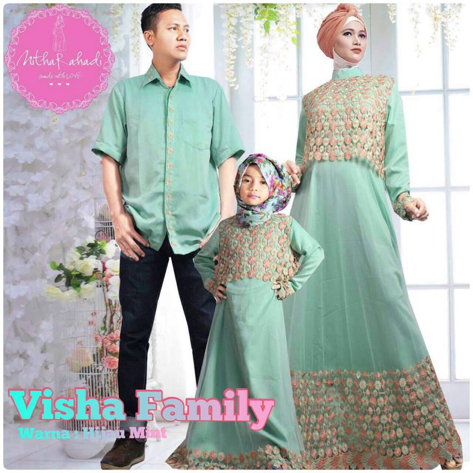 Outlet Nurhasanah Outlet Baju Pesta Keluarga Muslim Gamis