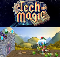 Tech and Magic walkthrough.