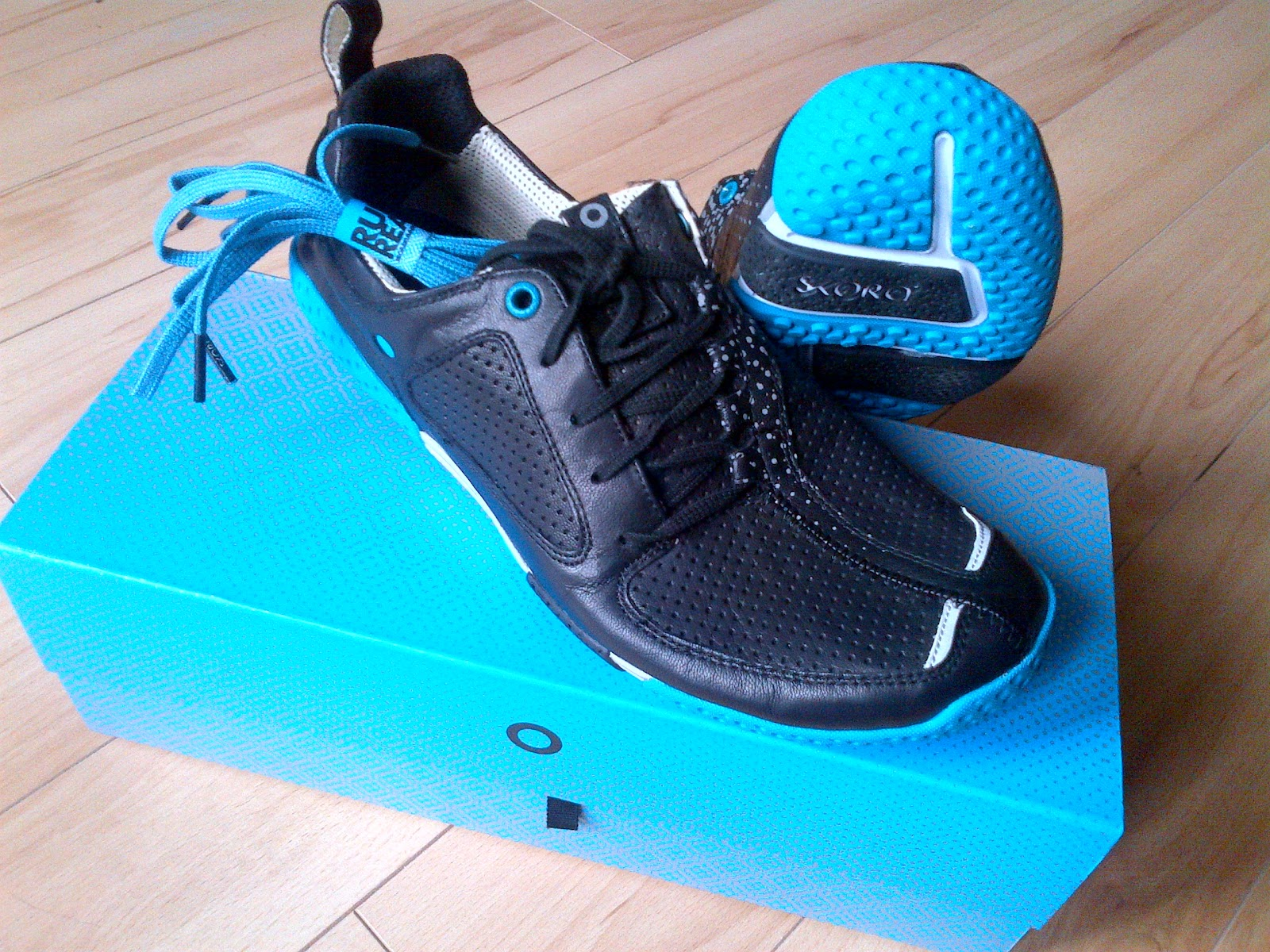 9run - a blog on running and the active lifestyle: Shoe Review ...