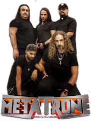 Metatrone: Metal é Vida!