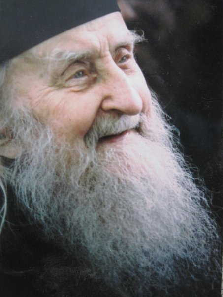 Elder Sophrony of Essex