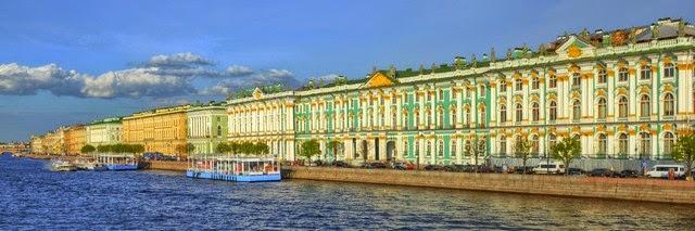 77. Hermitage Museum (St. Petersburg, Russia)