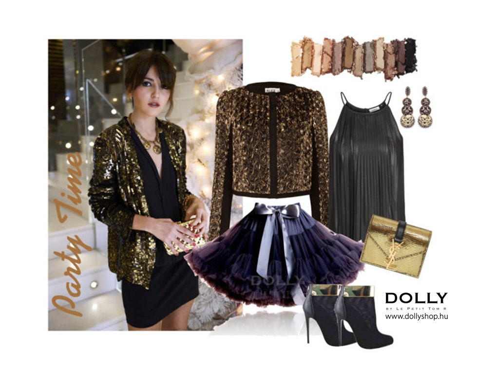 Dolly pettiskirt - party outfit