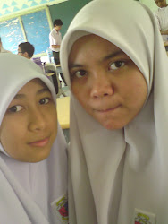 NOR FAZYLIN HANISYAA my BFF ^_^