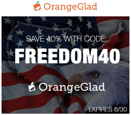 orangeglad coupon code