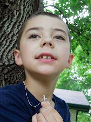 Gabriel Quinn - 6 years old