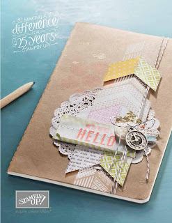 Stampin' Up! Spring Summer 2013 Catalogue - contact Bekka to order any of the lovely things inside!