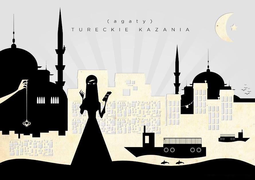 (agaty) TURECKIE KAZANIA