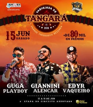 Tradicional Vaquejada de Tangará 2019