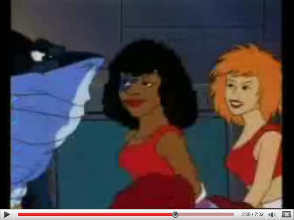 Cartoon Ladies Boxing Database: Street Sharks Season 2 ...