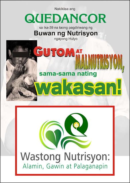 wastong nutrisyon
