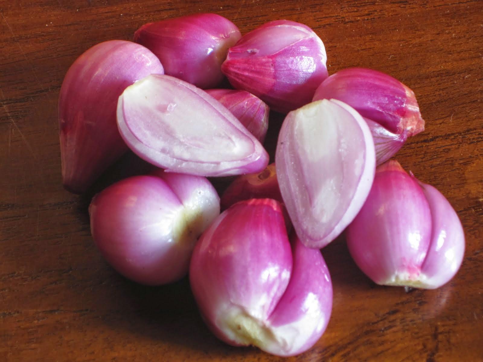 7 Obat Tradisional Kolesterol - bawang merah