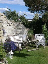 Ruin i Isas trädgård