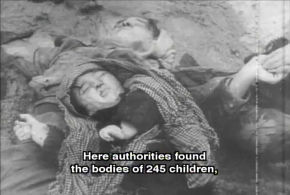 the atrocities committed during the holocaust in world war ii Since the late 1940s, the files of the united nations war crimes commission  which includes evidence of nazi crimes during world war ii were.