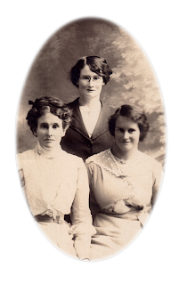 Mary Walker, Madeline Batty, Eve Bilton