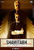 Watch Shamitabh (2015) DVDRip Hindi Full Movie Watch Online Free Download