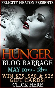 http://www.felicityheaton.co.uk/hunger-vampire-romance-novel.php