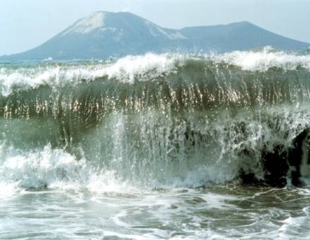 2011 Japan Earthquake Tsunami Waves