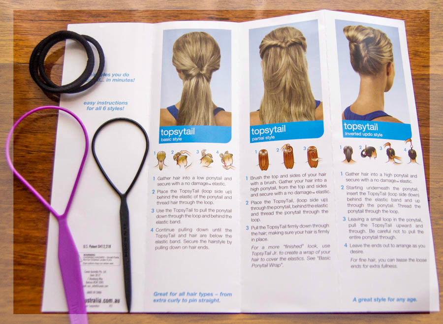 hair styles tools from the