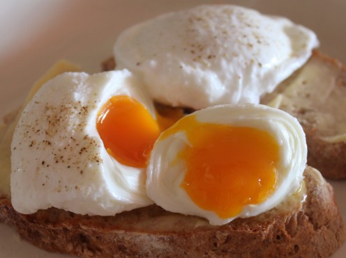 No Added Sugar: TWDJ #20 - The Perfect Poached Egg.