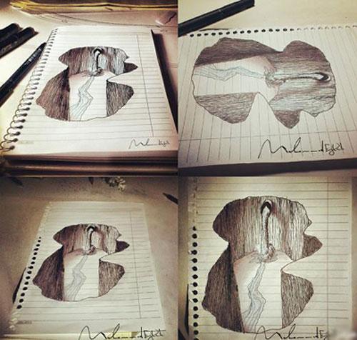 فنان سوري يبدع في رسومات 1.jpg