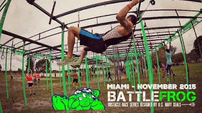 BattleFrog Series Miami 2015 - BattleFrog Pro Team - BattleFrog Obstacle Race Videos - Platinum Rig Miami - Beachbody Performance