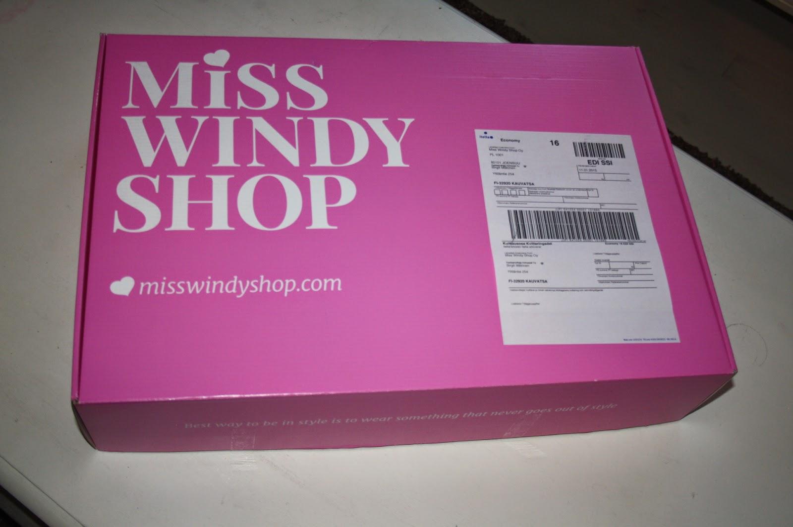 Koodill BIKKE saat -15% alennuksen MISS WINDY shopista