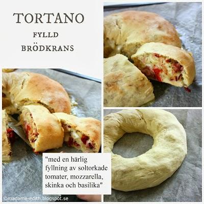 Tortano - Smak av Italien