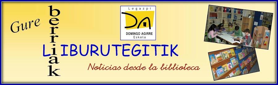 DOMINGO AGIRRE LIBURUTEGIA