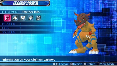 Digimon World Re:Digitize PSP Screenshot 2