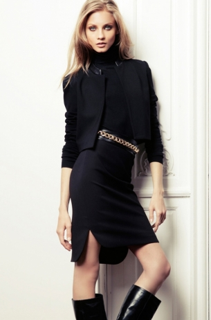 Winter 2013 Lookbook by Mango