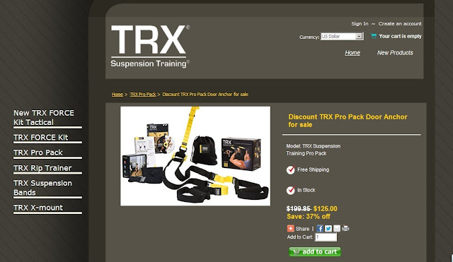 Trxtrainingtactical Trx Distributors Buy New Trx Force Kit