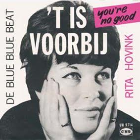 Rita Hovink - De Blue Blue Beat 1964