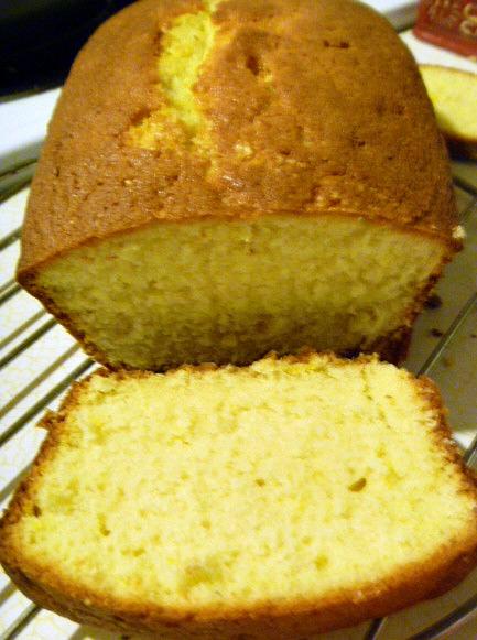 Slice of Southern: Lemon Tea Bread